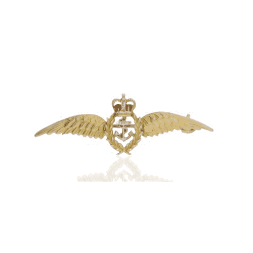 Fleet air arm brooch